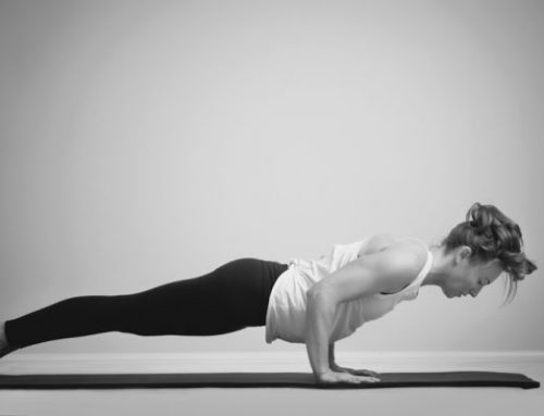 Chaturanga Dandasana – Four Limbed Staff Pose